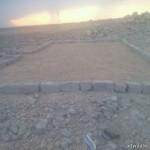 هطول أمطار على قرى جنوب حائل مساء اليوم الجمعة