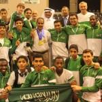 إقامة عروض الفنون القتالية للكاراتيه بين السعودية واليابان