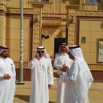 """""""الدخيل"""" يفتتح المبنى النموذجي لابتدائية خالد بن زيد بالرياض"""