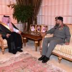 مصابون بكورونا يغزون مدينة الملك عبدالعزيز الصحية بالحرس الوطني