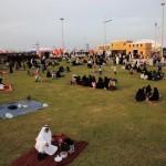 """بالصور قبيلة السلامنة من""""بني يزيد""""يحتفلون بزواج أبنائهم في حفلٍ جماعي"""