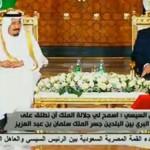 مصر والسعودية توقعان عدة اتفاقيات للتعاون المشترك في عدد من المجالات