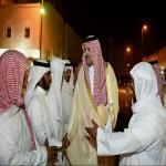 """أحفاد الشيخ """"ناهس بن براك"""" يحتفلون بزواجهم"""