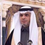 """مدير الخطوط السعودية يتفقد الصالة """"5"""" بمطار الملك خالد بالرياض"""