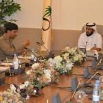 """""""الأحمدي"""" مُديراً للشؤون الإدارية بمجموعة شركة """"مودة العالمية"""""""