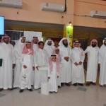 """""""غويدي"""" يطلق فعاليات الاحتفال بيوم الخدمة الاجتماعية بمستشفى الأطفال بالطائف"""