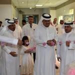 مستشار أمير منطقة مكة المكرمة يزور جمعية الأيدي الحرفية
