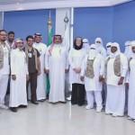 معرض ريادية سعودية، في معهد المصفوفة الفضية بالطائف
