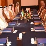 """""""القاضي"""" و""""العطية"""" يبحثان العلاقات الثنائية بين الأردن وقطر وسبل دعمها وتطويرها"""