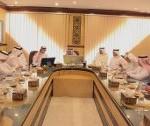 """"""" العرج """" يترأس اجتماع المجلس التنفيذي للمنظمة العربية للتنمية الإدارية بالدار البيضاء"""