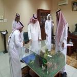 """""""سياحة حائل"""" توقع محضر استلام تخصيص أرض في مخطط الدوائر الحكومية في محافظة """"الغزالة"""""""