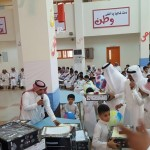 عبدالله المرغلاني يتخرج بتقدير ممتاز من الثانوية العامة