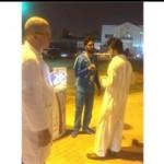 """"""" مرور الرياض"""" يكشف حقيقة مقطع قائد مركبة وثّق خروج سيارته بالواسطة"""