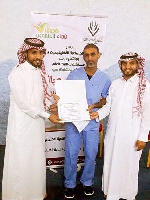 لجنة التنمية الإجتماعية ببني يزيد تنظم حملة للتبرع بالدم