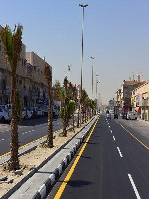 بلدية الخبر تحقق مشاريع رائدة وقفزات في البنية التحتية خلال عام 1437هـ