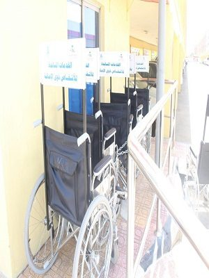 صحة جازان تدشن مكتب خدمات ذوي الاحتياجات الخاصة بمستشفى الملك فهد المركزي