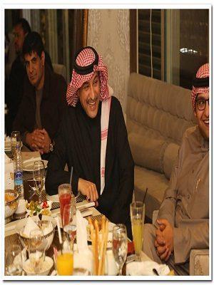 """سفير """"خادم الحرمين"""" يفاجئ المدعوين بحضوره للوليمة التي أقامها الملحق الثقافي السعودي بعمّان لشعراء أصبوحة اليوم العالمي للشعر"""