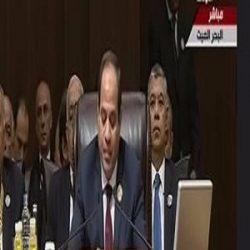 """الرئيس """"السيسي"""" يلتقى الملك """"سلمان"""" على هامش القمة العربية بالأردن"""