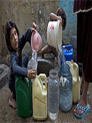 """""""يونيسيف"""": مئات الملايين من الأطفال يواجهون مخاطر ندرة المياه مستقبلا"""