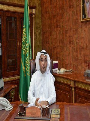 """""""خالد العوفي"""" مديراً عاماً لمستشفى الملك فهد بالمدينة المنورة"""