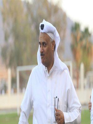 """رئيس النادي الأُحدي """"الحربي"""": لابد ألا نبالغ في الفرحة الهدف لم يتحقق بعد"""