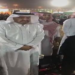 """رجل الأعمال """"النعماني"""" يحتفل بزفاف ابنه """"عبدالمجيد"""""""