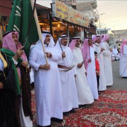 """بالصور """"عبدالله المضيبري"""" يحتفل بزواجه"""