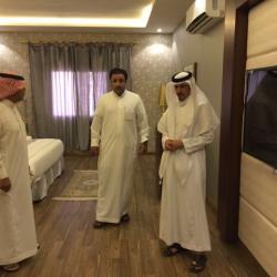 العصيمي تقف على جاهزية الخدمات الصحية بمستشفيات مكة المكرمة