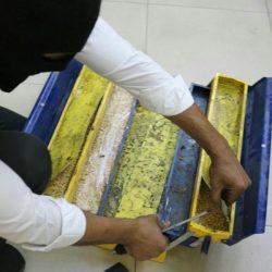 """""""مركز المراقبة الصحية"""" بمطار الملك عبد العزيز يسعف حاجاً من ساحل العاج"""