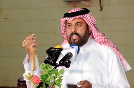 يا عريسنا اللي للعرب باذلاً جهده.. بالفيديو..جديد الشاعر :عايض صالح الشويلعي