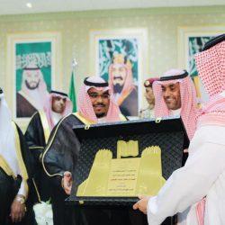 ادارة تعليم بيشة تحصل على جائزة المركز الثاني