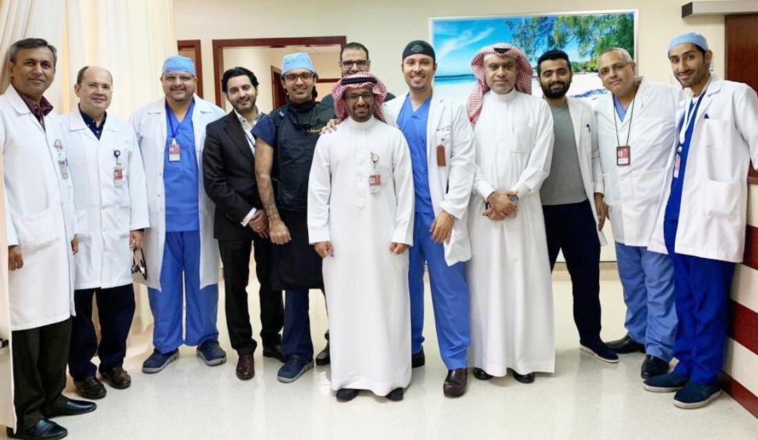 فريق طبي من جامعي الخبر يزرع أصغر منظم لضربات القلب في جراحة نادرة