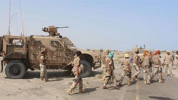تقدم جديد للجيش اليمني إلى ثلاث مناطق جديدة في شمال الضالع