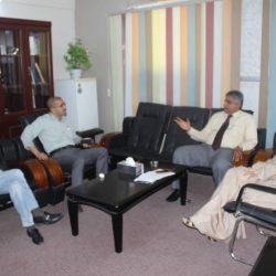 """القيادة المدرسية بتعليم المدينة تشكُر قائد المحمدية النموذجية """"الصاعدي"""""""