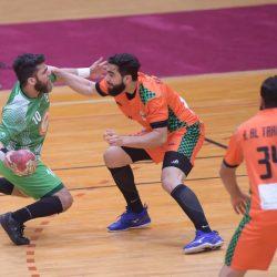 """تغير وقت ومكان مباراة """"الخليج- الصفا"""" ضمن الجولة العاشرة والأخيرة من الدور النهائي لبطولة الدوري الممتاز لكرة اليد"""
