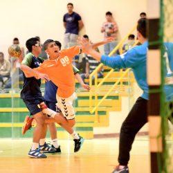 """تقديم موعد مباراة """"هجر-الهدى"""" ضمن الجولة العاشرة والأخيرة من الدور النهائي لبطولة دوري الدرجة الأولى لكرة اليد"""