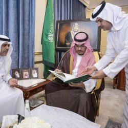 محاضرة للشيخ العبيلان بالتنسيق مع لجنة الأمن الفكري بتعليم حائل