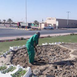 بلدية الخفجي تقوم بزيارة 49 محل غذائي وتشدد الرقابة استعدادا لدخول رمضان المبارك