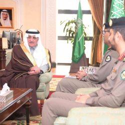 أمير تبوك يرعى ملتقى مديري الدفاع المدني بالمناطق الثاني