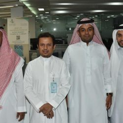 نائب أمير مكة المكرمة يدشن المنصة التفاعلية  للمراجعة الداخلية في إمارة المنطقة
