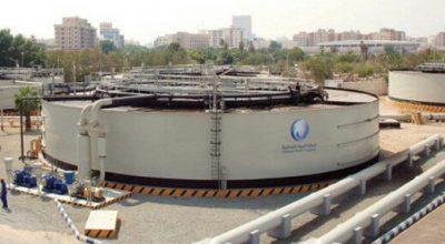 إطلاق المرحلة الثالثة لتحسين إمدادات المياه بمحافظة جدة