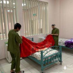 أبناء مركز الدكتور ناصر الرشيد لرعاية الأيتام يحييون إفطار جماعي بمطعم الرايز