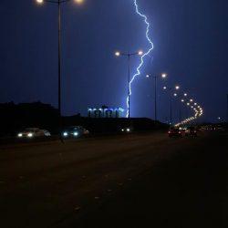 الأرصاد: هطول أمطار رعدية مصحوبة بزخات من البرد ورياح نشطة على 5 مناطق
