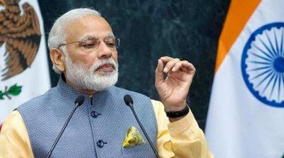 """اختيار """"مودي"""" لرئاسة الوزراء في الهند لفترة ثانية"""