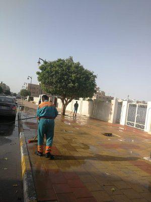 بلدية الخبر تكمل خطتها الرقابية لعيد الفطر المبارك