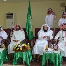 جامعة الباحة تقيم حفل معايدة لمنسوبيها بمناسبة عيد الفطر المبارك
