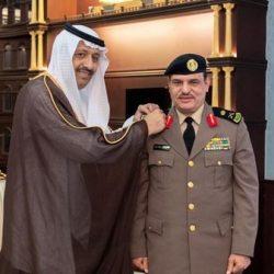 الأمير حسام بن سعود يتسلم التقرير الإحصائي السنوي للقطاعات الأمنية للباحة