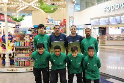 طاولة الأخضر تشارك في بطولة المغرب الدولية