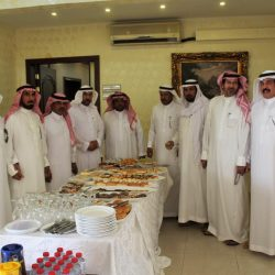 بلدية القفل تقيم حفل معايدة