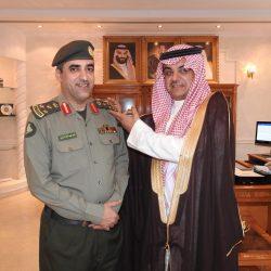 الأمير فيصل بن نواف يستقبل شيوخ القبائل والمواطنين بالجوف